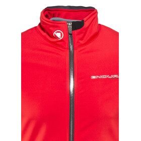 Endura Pro SL Thermal Windproof Jacket Men Red